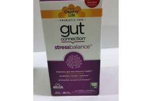 STRESSBALANCE VEGAN CAPSULES DIETARY SUPPLEMENT