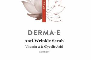VITAMIN A & GLYCOLIC ACID ANTI-WRINKLE SCRUB