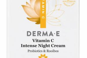 VITAMIN C INTENSE NIGHT CREAM PROBIOTICS & ROOIBOS