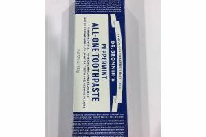 ALL-ONE TOOTHPASTE, PEPPERMINT