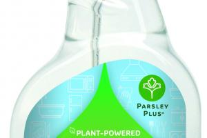 ALL-PURPOSE CLEANER TOUGH ON GREASE & GRIME, PARSLEY PLUS