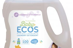 BABY LAUNDRY DETERGENT, LAVENDER & CHAMOMILE