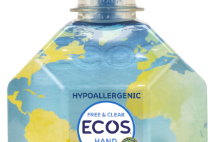 HYPOALLERGENIC HAND SOAP, FREE & CLEAR