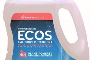 4 IN 1 PLANT-POWDERED CONCENTRATED FORMULA LAUNDRY DETERGENT