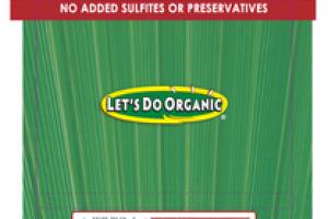 100% ORGANIC UNSWEETENED COCONUT FLAKES