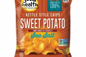 SEA SALT KETTLE STYLE SWEET POTATO CHIPS