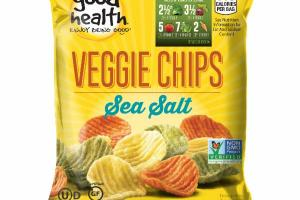 SEA SALT VEGGIE CHIPS