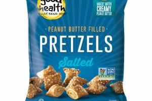 PEANUT BUTTER FILLED SALTED PRETZELS