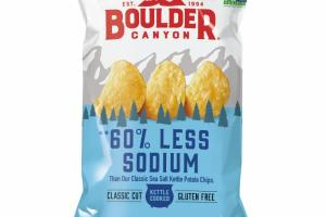CLASSIC CUT KETTLE COOKED POTATO CHIPS