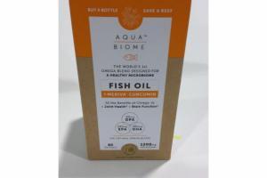 LEMON FISH OIL + MERIVA CURCUMIN SOFTGELS DIETARY SUPPLEMENT