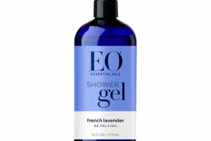 SHOWER GEL, FRENCH LAVENDER