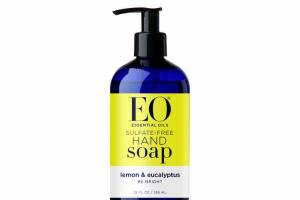 HAND SOAP, LEMON & EUCALYPTUS