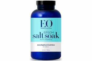 EPSOM SALT SOAK WITH VITAMIN E, EUCALYPTUS & ARNICA