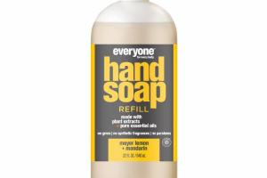 HAND SOAP REFILL, MEYER LEMON + MANDARIN