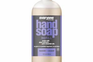HAND SOAP REFILL, LAVENDER + COCONUT