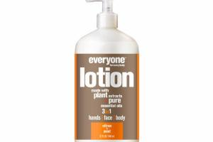 3 IN 1 LOTION, CITRUS+MINT