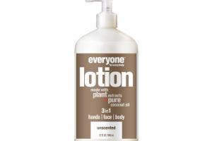 LOTION, UNSCENTED