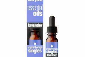 AROMATHERAPY SINGLES ESSENTIAL OILS, LAVENDER