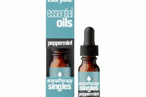 AROMATHERAPY SINGLES ESSENTIAL OILS, PEPPERMINT