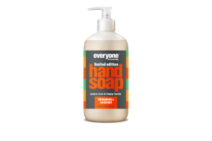 LIMITED EDITION HAND SOAP, CINNAMON+COCONUT