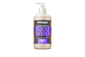 HAND SOAP, LAVENDER + SPICE