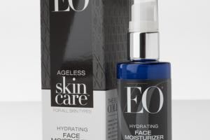HYDRATING FACE MOISTURIZER WITH SNOW ALGAE & TSUBAKI FOR ALL SKIN TYPES