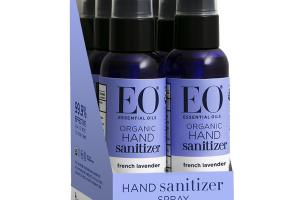 HAND SANITIZER SPRAY FRENCH LAVENDER