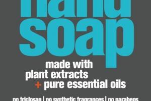 HAND SOAP, YLANG YLANG + CEDARWOOD