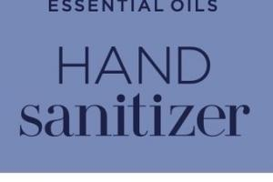 FRENCH LAVENDER, HAND SANITIZER
