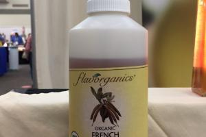 Organic French Vanilla Syrup