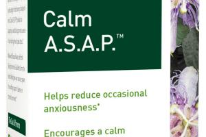 Calm A.s.a.p. Vegan Liquid Phyto-caps Dietary Supplement