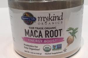 Maca Root Energy Boost Herbal Supplement