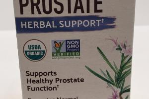 Healthy Prostate Function Herbal Supplement