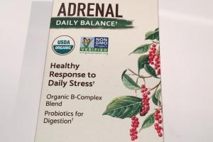 Adrenal Daily Balance Herbal Supplement