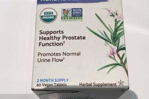 Prostate Support Herbal Supplement