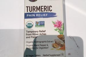 Pain Relief Herbal Supplement