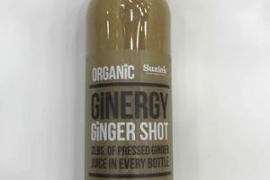 GINERGY GINGER SHOT