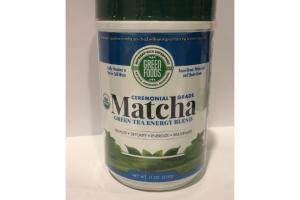 MATCHA GREEN TEA ENERGY BLEND