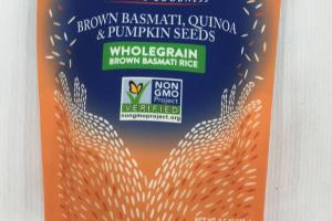 Wholegrain Brown Basmati Rice