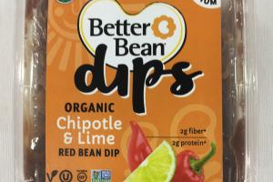 Organic Chipotle & Lime Red Bean Dip