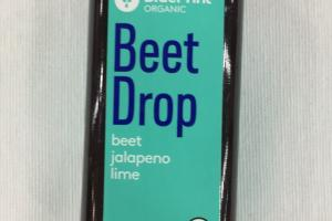Organic Beet Drop Wellness Shot