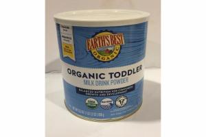 ORGANIC TODDLER MILK DRINK POWDER