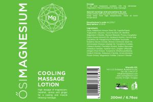 COOLING MASSAGE LOTION