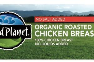 ORGANIC ROASTED 100% CHICKEN BREAST