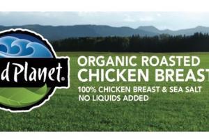 ORGANIC ROASTED 100% CHICKEN BREAST & SEA SALT