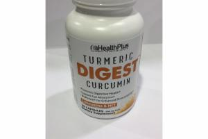 TURMERIC DIGEST CURCUMIN CAPSULES DIETARY SUPPLEMENT