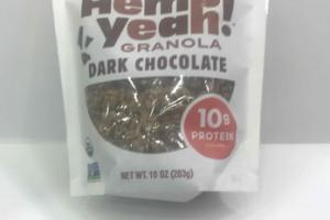 ORGANIC DARK CHOCOLATE GRANOLA
