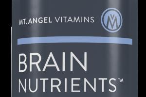 BRAIN NUTRIENTS DIETARY SUPPLEMENT VEGETARIAN CAPSULES