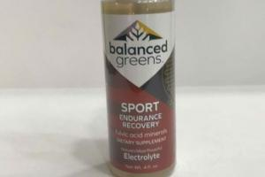 SPORT ENDURANCE RECOVERY ELECTROLYTE DIETARY SUPPLEMENT