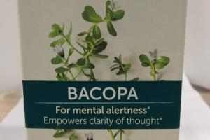 Bacopa Herbal Supplement
